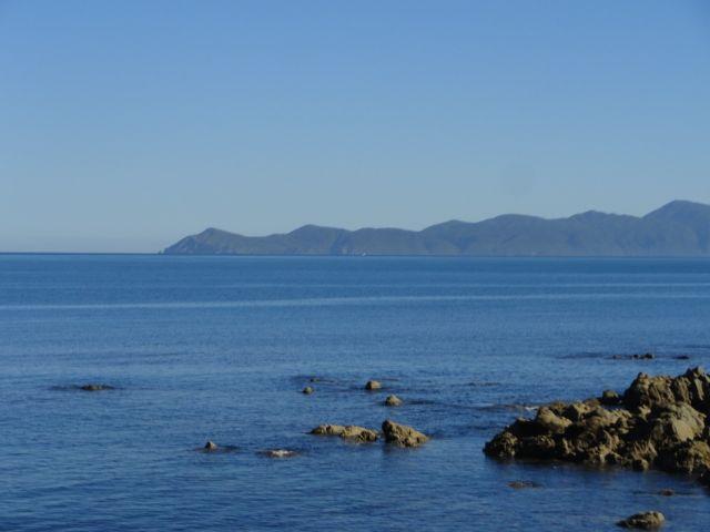 Kaipiti Coast, Kaipiti Island