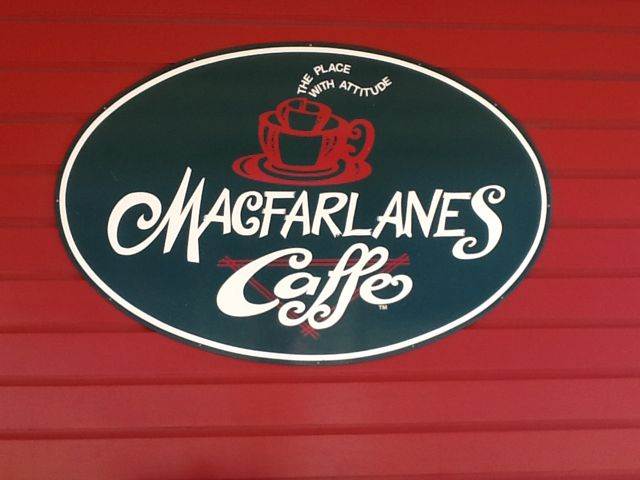 Mc Fairlanes cafe