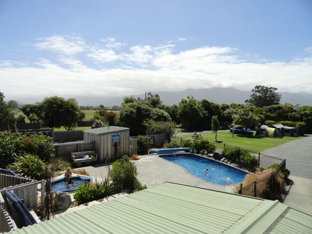 Alpine Pacific Holiday Park Swimming Pools