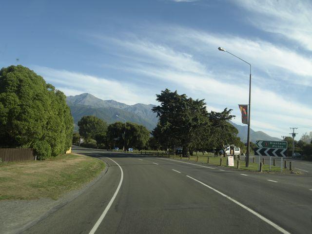 Von Kaikoura nach Picton