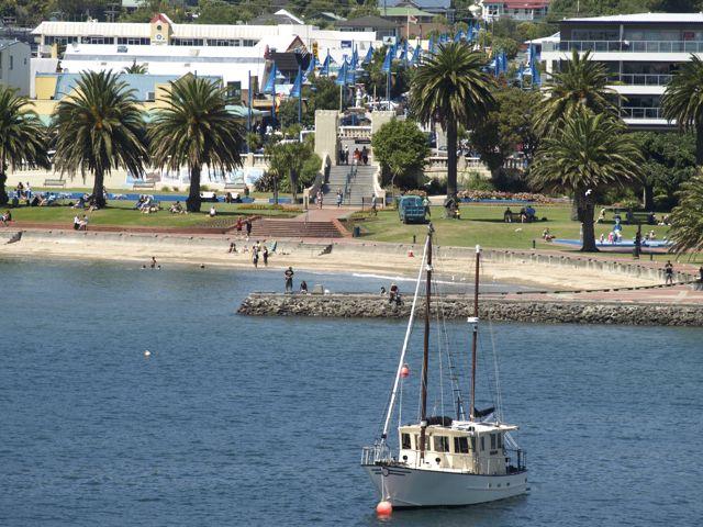 Picton, Südinsel Neuseeland