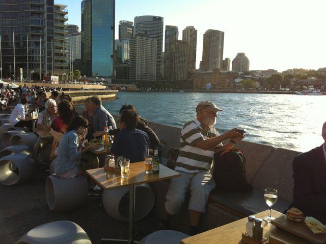 Sydney, Opera Quay,