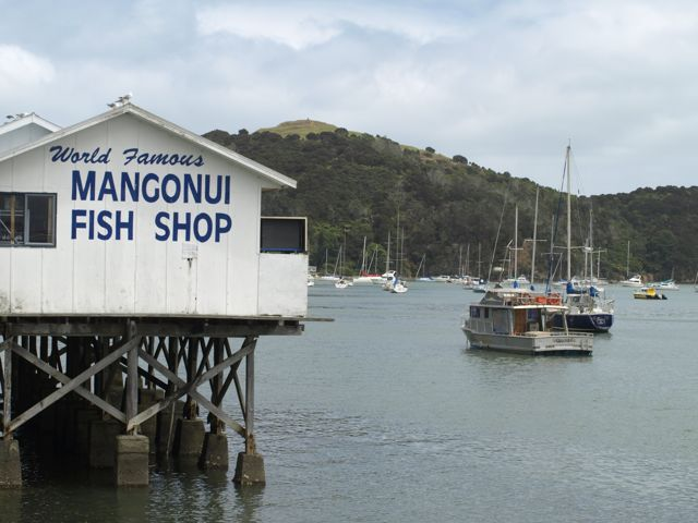 Manganui Fish Shop