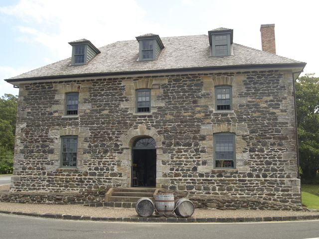 Oldest Stone House