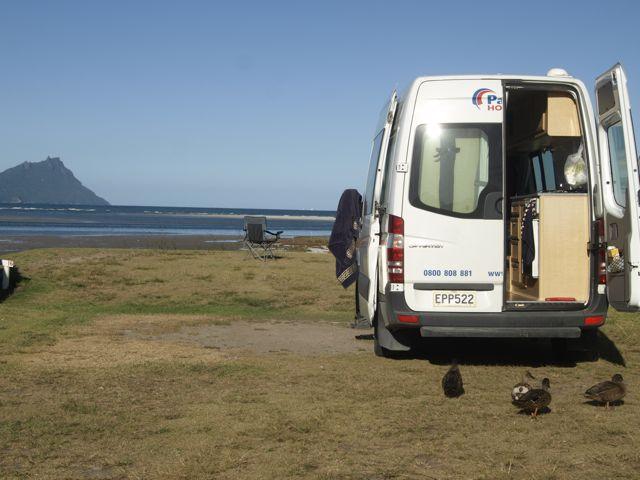 Ruakaka Beach Camp