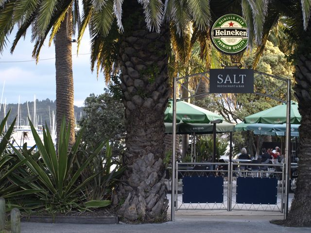 Das Lokal SALT