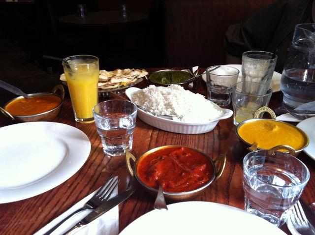 Indisches Restaurant Cuba Street IMG_5067